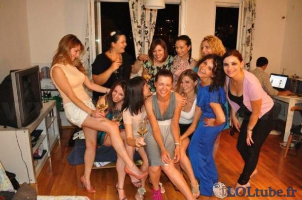 11 femmes et 1 geek