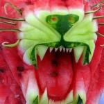 Juste un lion