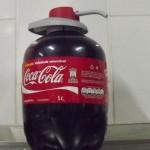 La bouteille de coca pour gros buveurs
