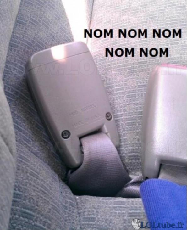 La ceinture a faim