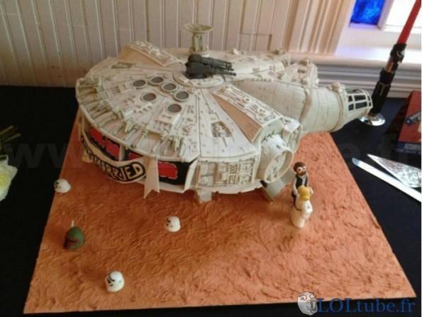 Le meilleur gâteau de mariage existant - Images drôles - LOLtube