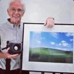 Le photographe de Windows XP