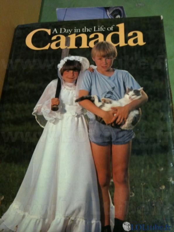 Un jour normal au canada