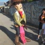 Woody se fait plaisir