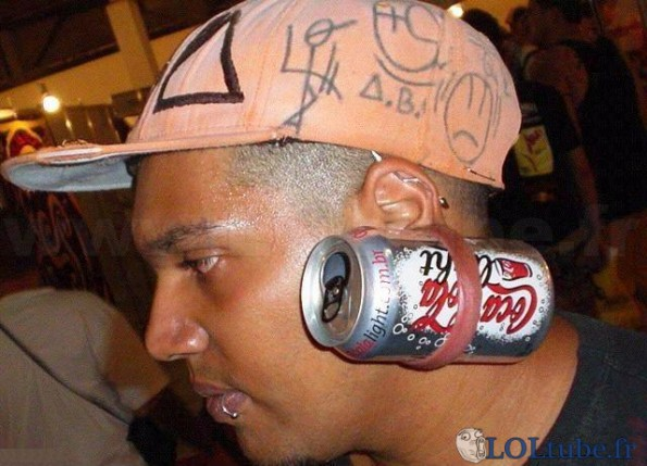 Coca oreille