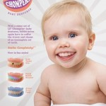 Dentier pour bébé