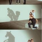 Drôles d'ombres