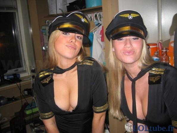 Je veux être pilote d'avion !