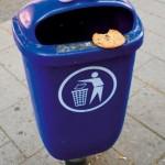 Juste une poubelle