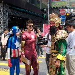 Les Avengers chinois