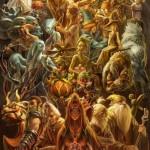 Magnifique artwork Zelda