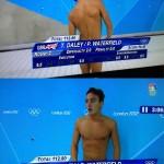 Non, cet athlète n'est pas nu
