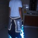 Pantalon lumineux
