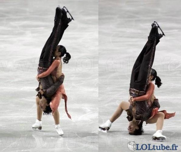 Pauvre patineur