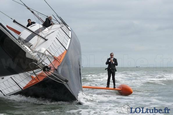 Rester classe même quand le bateau coule