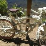 Vélo squelette