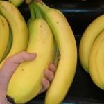 Banane étrange
