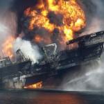 Catastrophe pétrolière