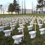 Cimetierre de toilettes