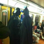 Confrontation  Batman et Dark Vador