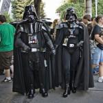 Dark Vador et Dark Vadorette