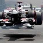 Formule 1 volante