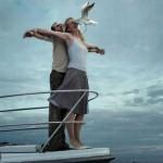 La vraie scène du Titanic sur le pont