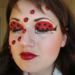 Maquillage coccinnelle