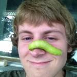 Mec, t'as un truc sur le nez