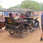 Taxi batmobile