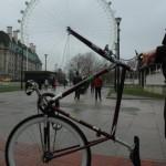 Vélo grande roue