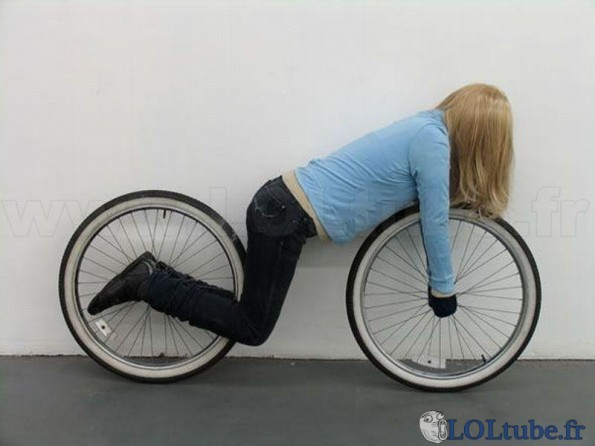 Vélo sans cadran