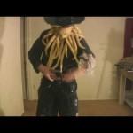 Fabrication d'un costume Davy Jones