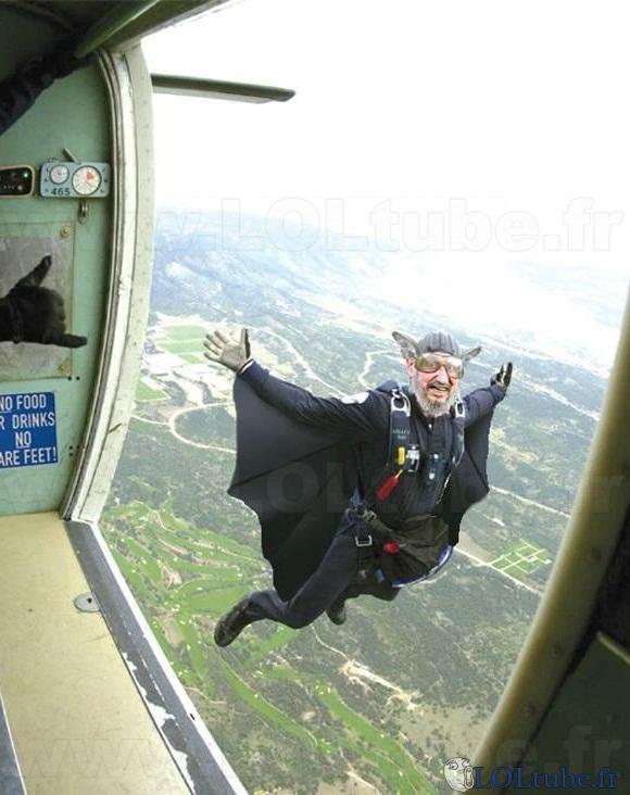 Batman prend son envol