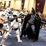 Batman VS Star wars
