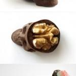 Bonbon crâne