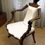 Chaise personnifiée