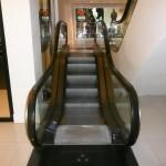 Escalator pour gros faignants