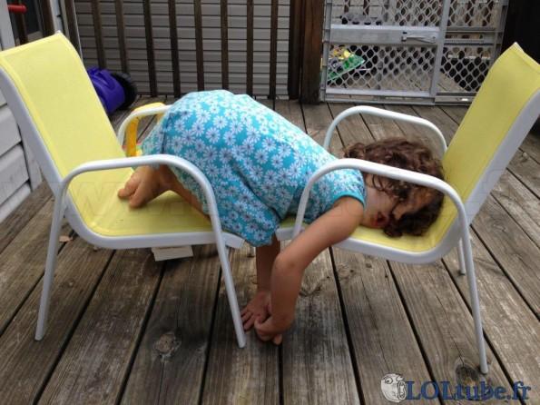 La sieste n'importe où, n'importe quand