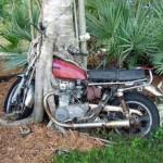 Laisser sa moto pendant 10 ans