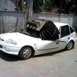 Petit problème avec la voiture