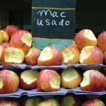 Vente de pommes d'occasions