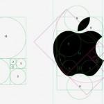 Comment est dessiné la pomme d'Apple