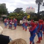 Concert spiderman