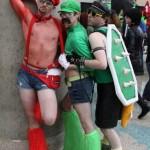 Mario Luigi et Bowser