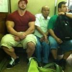 Pas de bol dans le métro