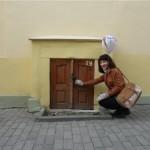 Porte pour nain