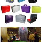 Que cachez-vous dans votre valise ?