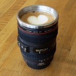 Tasse à café pour fan de photo