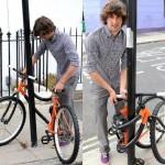 Vélo antivol
